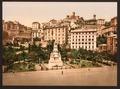 Piazza Acquaverde (Green Water Plaza), Genoa, Italy-LCCN2001700855.tif