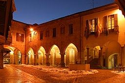 Piazza Broletto Lodi