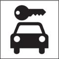 Pictograma Alquiler de coches.png