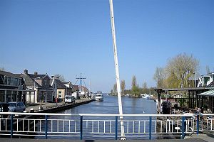 Echtenerbrug - Image: Pier Christiaanssleat 01
