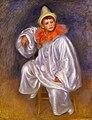 Pierre-Auguste Renoir - Le Pierrot Blanc.jpg