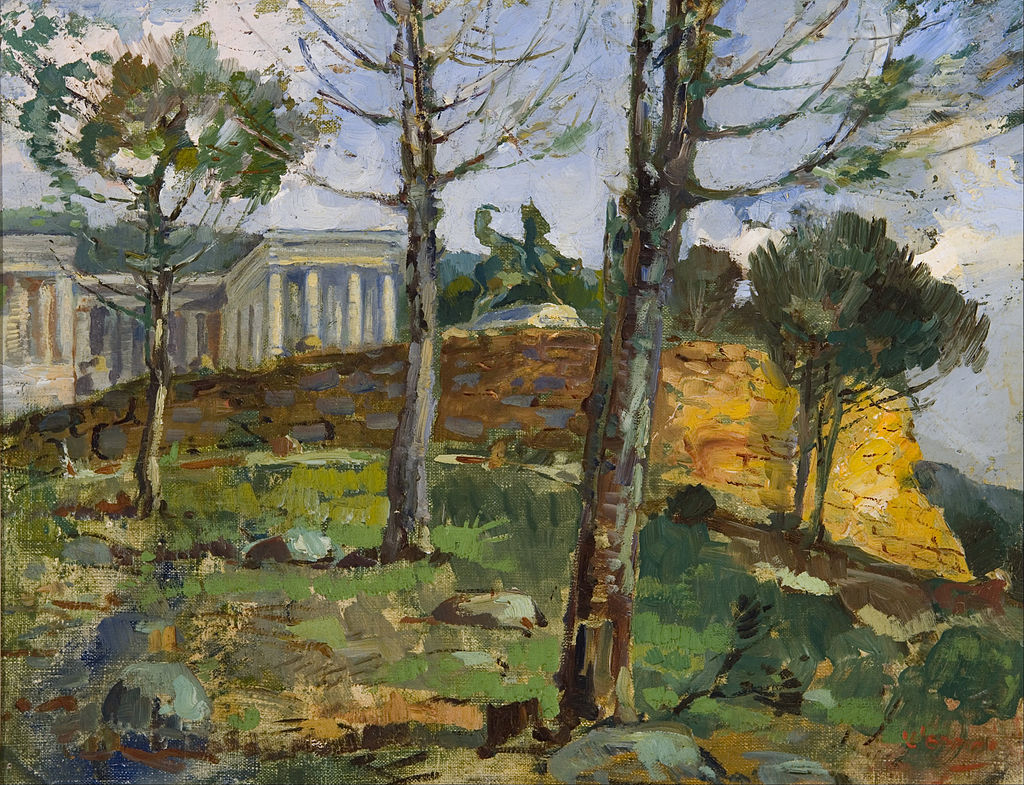 Pieter Wenning - Rhodes Memorial
