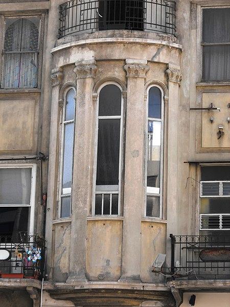 בניין לשימור בתל-אביב