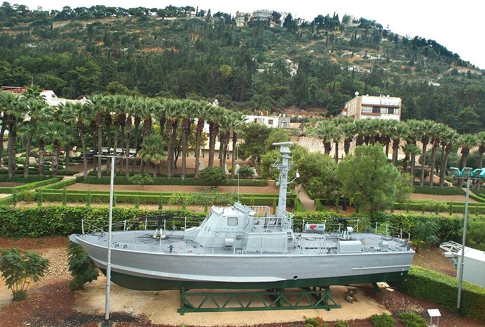 PikiWiki Israel 3647 Dabur patrol boat