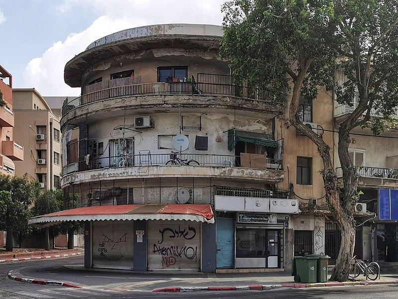 בית בדרך שלמה בתל אביב