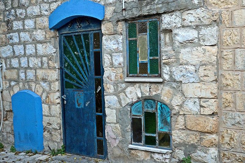 חלונות ודלת בצפת
