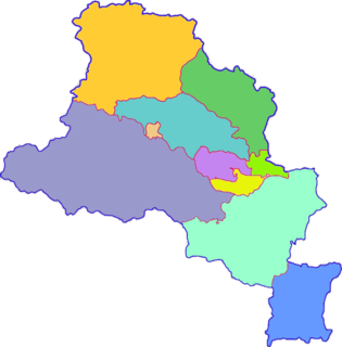 Weidong District District in Henan, Peoples Republic of China