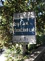 Pino Lago Maggiore - strada provinciale 58 - cartello chilometrico.JPG