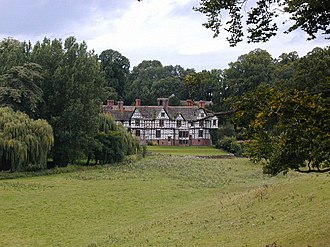 Francis Ottley - Pitchford Hall, photographed 2005.