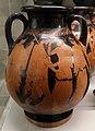 Pittore della nascita di atena, pelike con poseidone che insegue, 460-450 ac. ca., dalla tomba dei vasi greci alla banditaccia 01.jpg