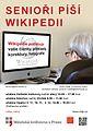 Plakát, Senioři píší Wikipedii.jpg