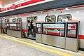 Platform gates of Tian'anmen East Station (20190626164843).jpg