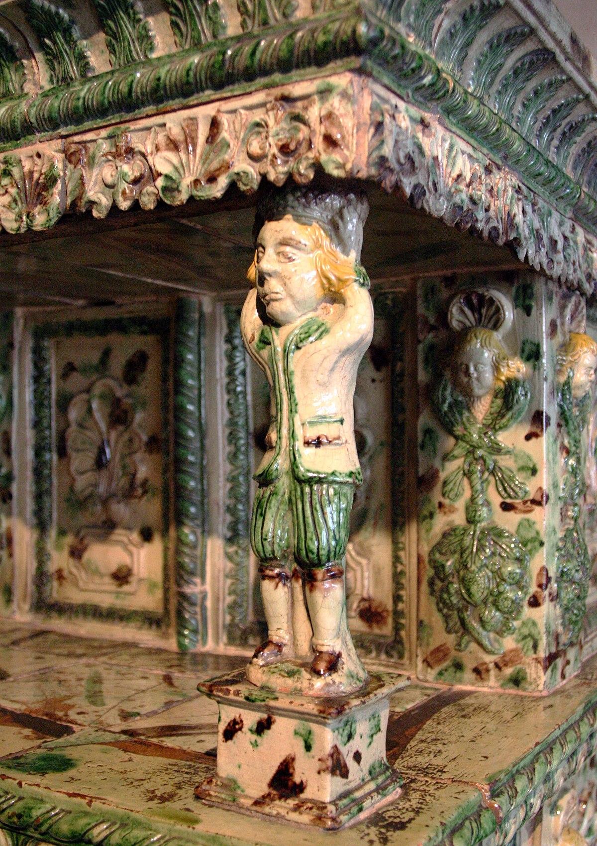 Poele En Faience Alsacien file:poêle en faïence-musée alsacien de strasbourg (1)