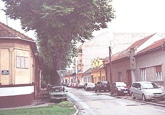 Podbara - Image: Podbara almaski kraj