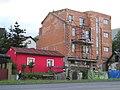 Podivné domky na ulici Bohdalecká. - panoramio.jpg