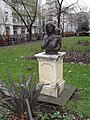 Poignant sculpture in Queen Square Gardens - geograph.org.uk - 1657464.jpg