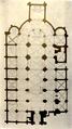 Poissy (78), collégiale Notre-Dame, plan.png