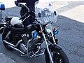Police motorbike Yamaha Virago Habana.JPG