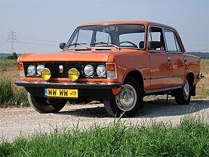 Polski Fiat 125p - Polski Fiat 125p (1980)