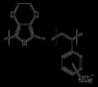 PEDOT:PSS polymer