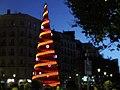 Ponga un árbol de Navidad en Madrid ...........con su propia marca!!! (8276238802).jpg