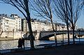 Pont de la Tournelle and Quai de Béthune (31920045336).jpg