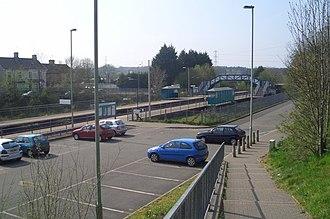 Pontyclun - Pontyclun railway station