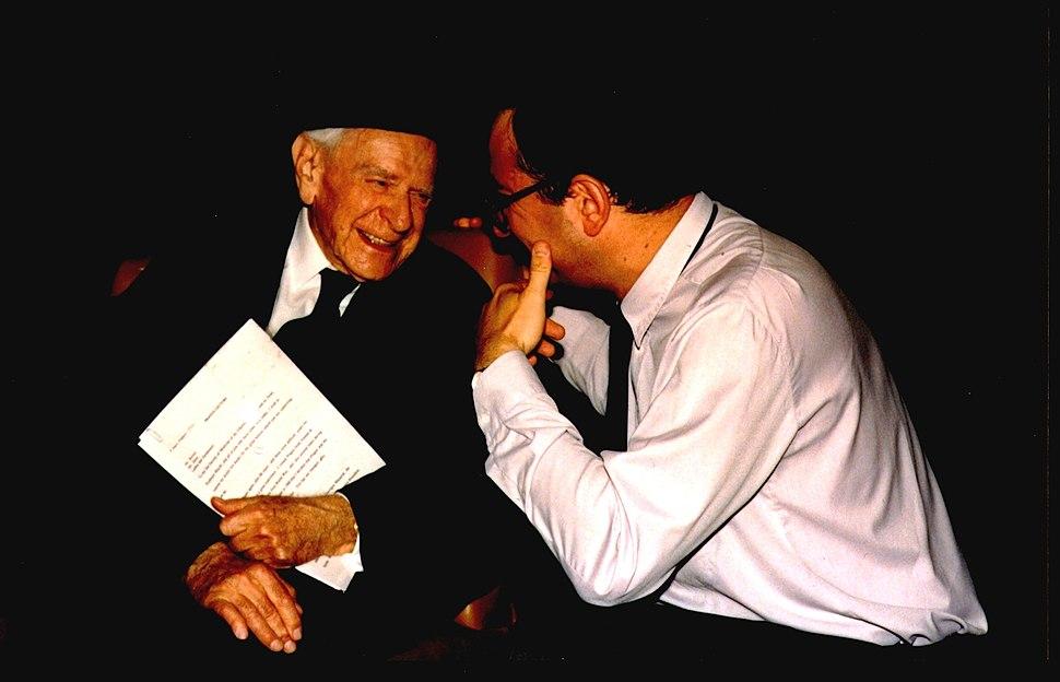 Popper and Hoschl