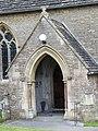 Porch, St Nicholas Church, Henstridge - geograph.org.uk - 703066.jpg