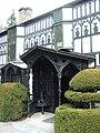 Porch of Plas Newydd, Llangollen.jpg