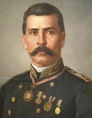 Third Battle of Puebla - Image: Porfirio Diaz en 1867