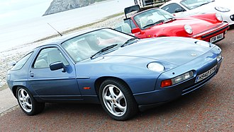 Porsche 928 - 1990 Porsche 928 S4