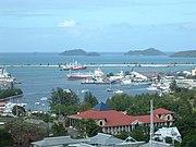 Port-victoria Seychelles