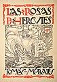 Portada libro II Las Rosas de Hércules.JPG