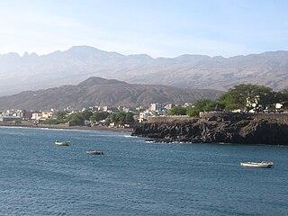 Porto Novo, Cape Verde Settlement in Santo Antão, Cape Verde