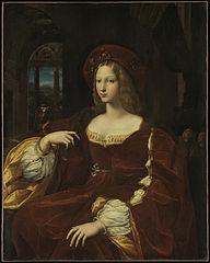 Isabelle de Requesens, reine de Naples