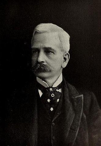Marshall Field - Image: Portrait of Marshall Field