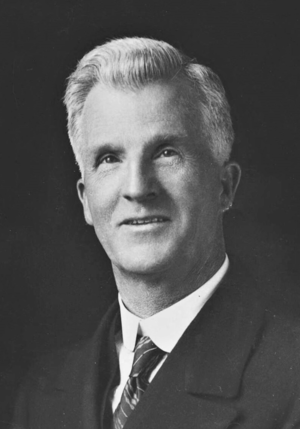Australian federal election, 1931 - Image: Portrait of the Right Hon. J. H. Scullin
