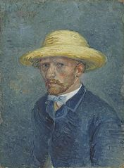 Portrait of Theo van Gogh