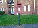 Post box on Sandcliffe Road.jpg