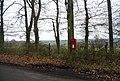 Postbox, Sheepstreet Lane - geograph.org.uk - 1106027.jpg