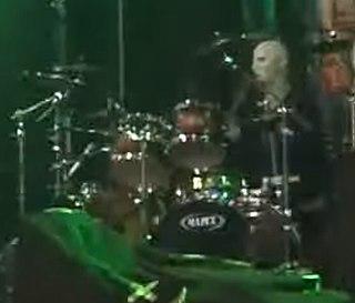 Tom Diener German drummer