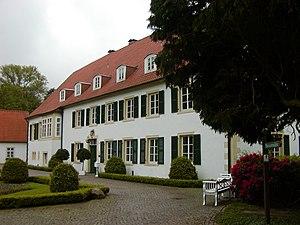 Westphalian Mill Route - Preußisch Oldendorf-Holzhausen: Haus des Gastes