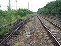 Praha-Strašnice, tratě u lanového mostu (03).jpg
