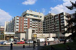 Prague Intercontinental Hotel Review
