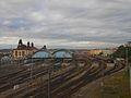 Praha hlavní nádraží pohled od Muzea.jpg