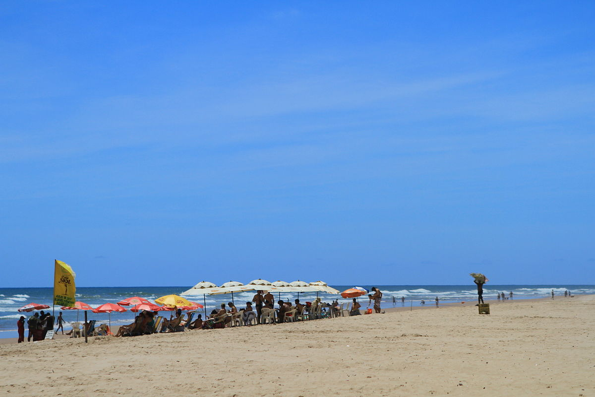 694469f97430 Praia de Aleluia – Wikipédia, a enciclopédia livre