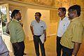 Pratik Ghosh Talks To Subrata Sen With Gopal Chandra Hazra And Prabir Ghosh - Gandhi Memorial Museum - Barrackpore - Kolkata 2017-03-31 1292.JPG