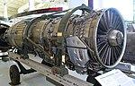 Pratt & Whitney F100-100 turbofan engine, 1968 - Evergreen Aviation & Space Museum - McMinnville, Oregon - DSC00869.jpg