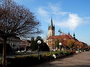 d3d1ca2c4 Zoznam miest na Slovensku - Wikiwand